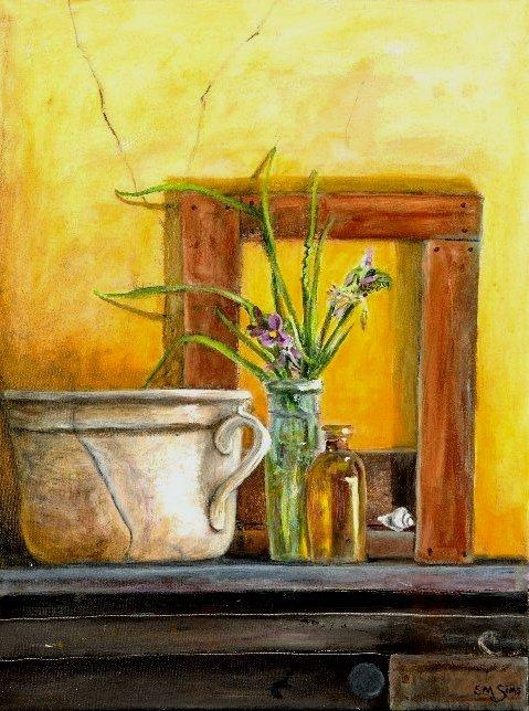 There Are No Weeds ©Morri (sold)
