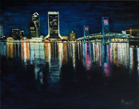 Night Moves ©Morri (sold)