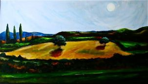 Tuscan Dream ©Morri sold